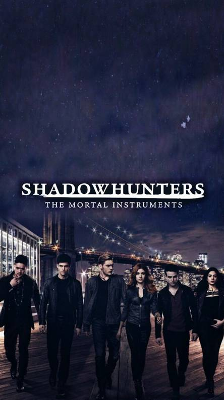 Shadowhunters Ringtones And Wallpapers Free By Zedge