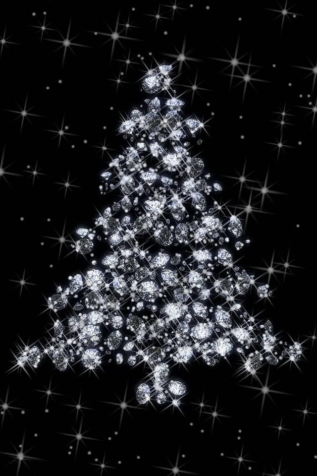 Diamond Xmas Tree