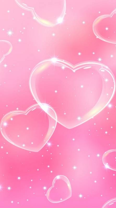 Hot Pink Hearts Ringtones And Wallpapers Free By Zedge