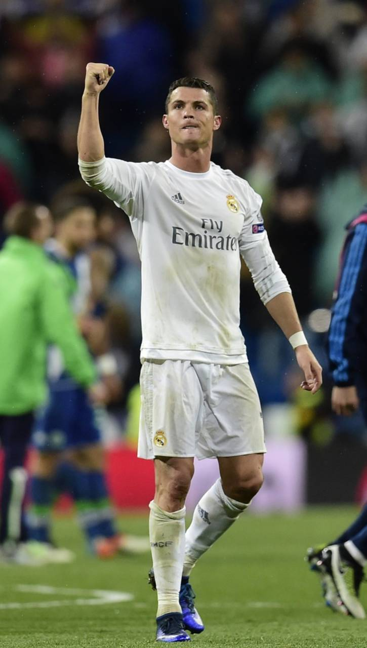 Ronaldo cr7 madrid