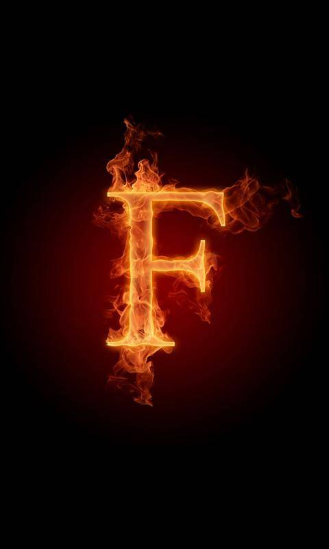 F on Fire
