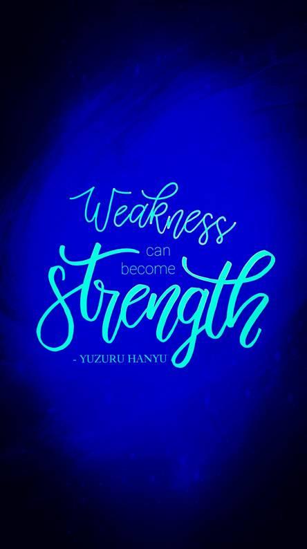 Yuzuru Hanyu Quote 1