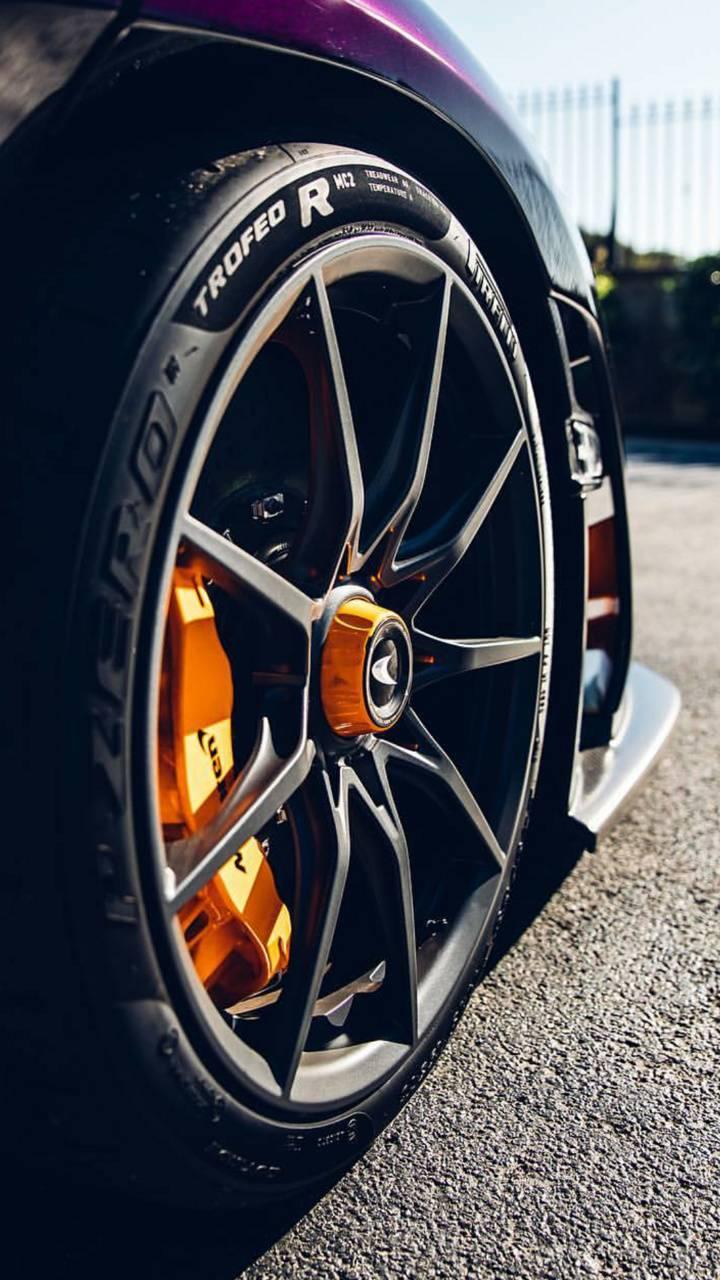 Senna wheel