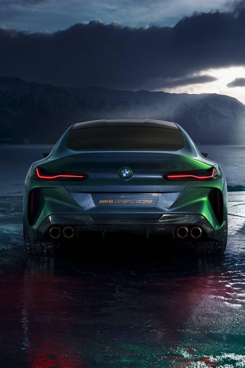 New BMW M8
