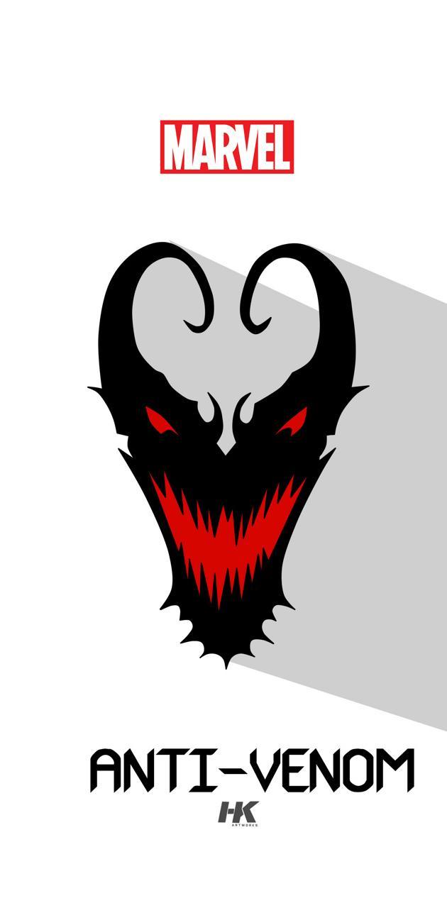 Anti-Venom wallpaper