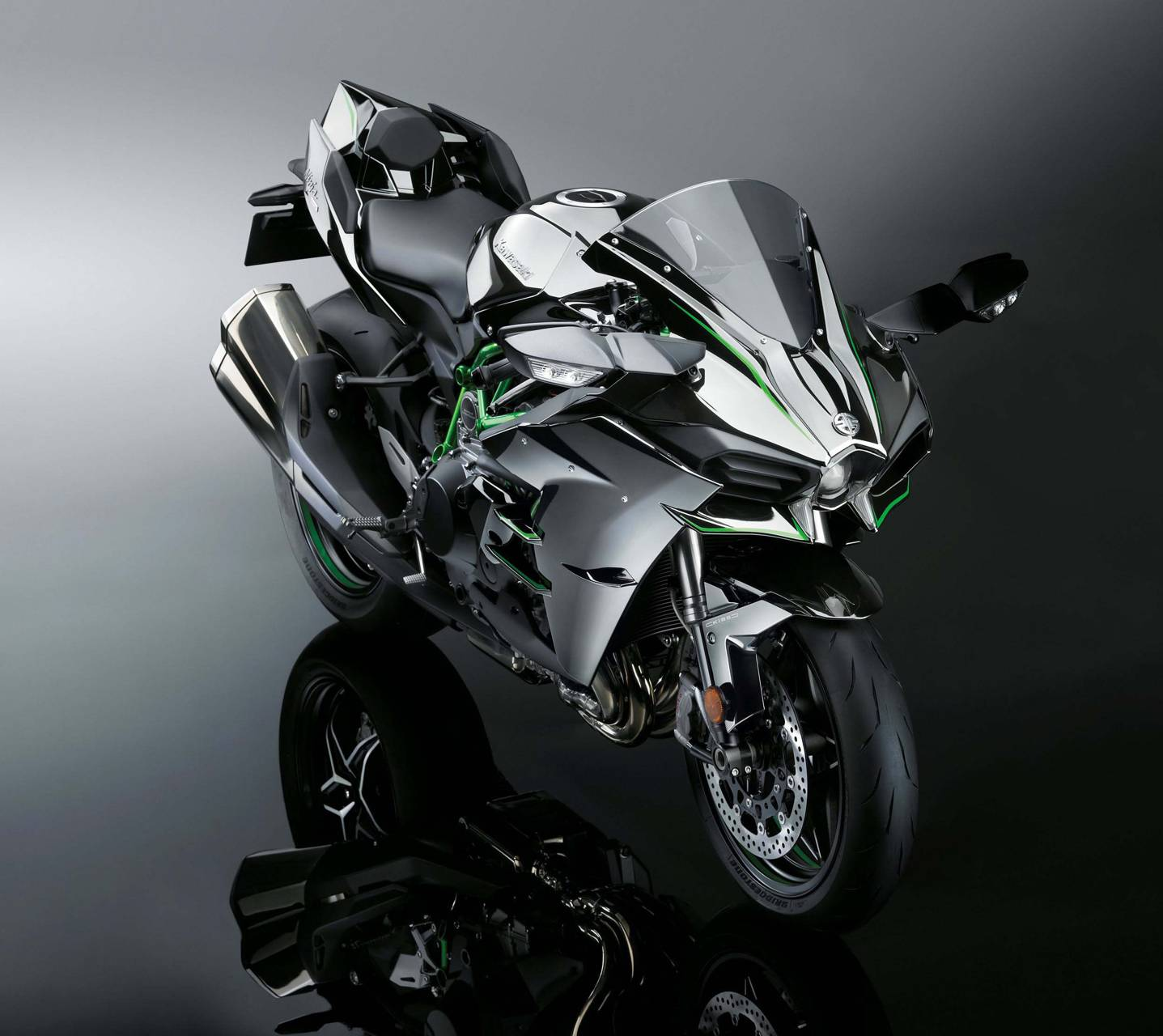 Kawasaki Ninja H2 Wallpaper By JHanus2015