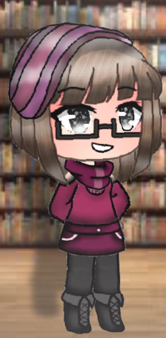 Gacha life librarian