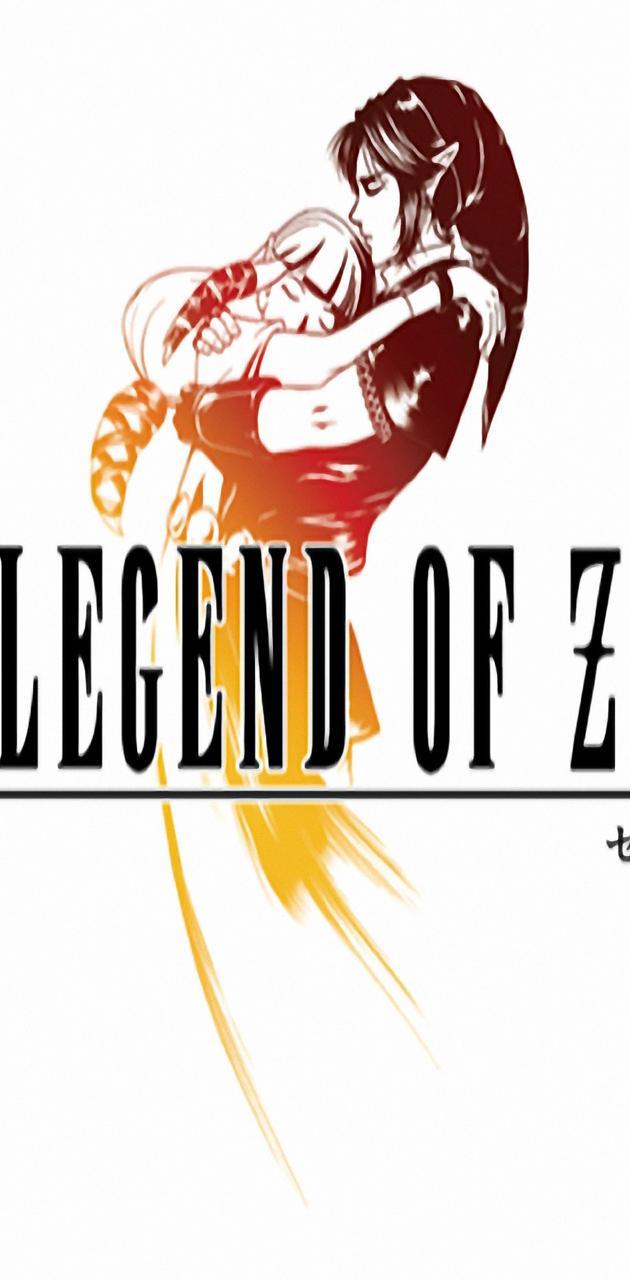 LEGEND OF ZELDA FF8