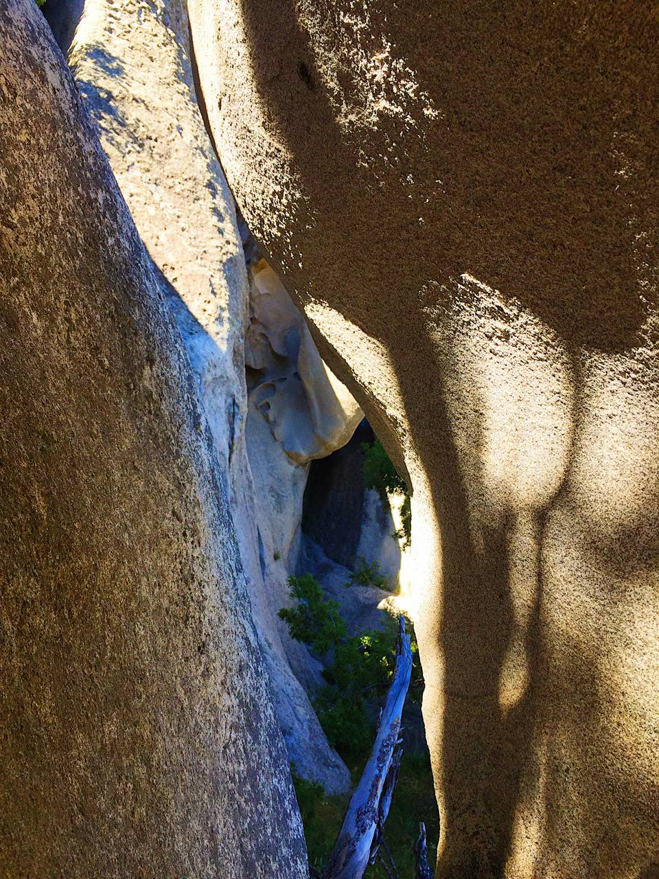 Rock separation