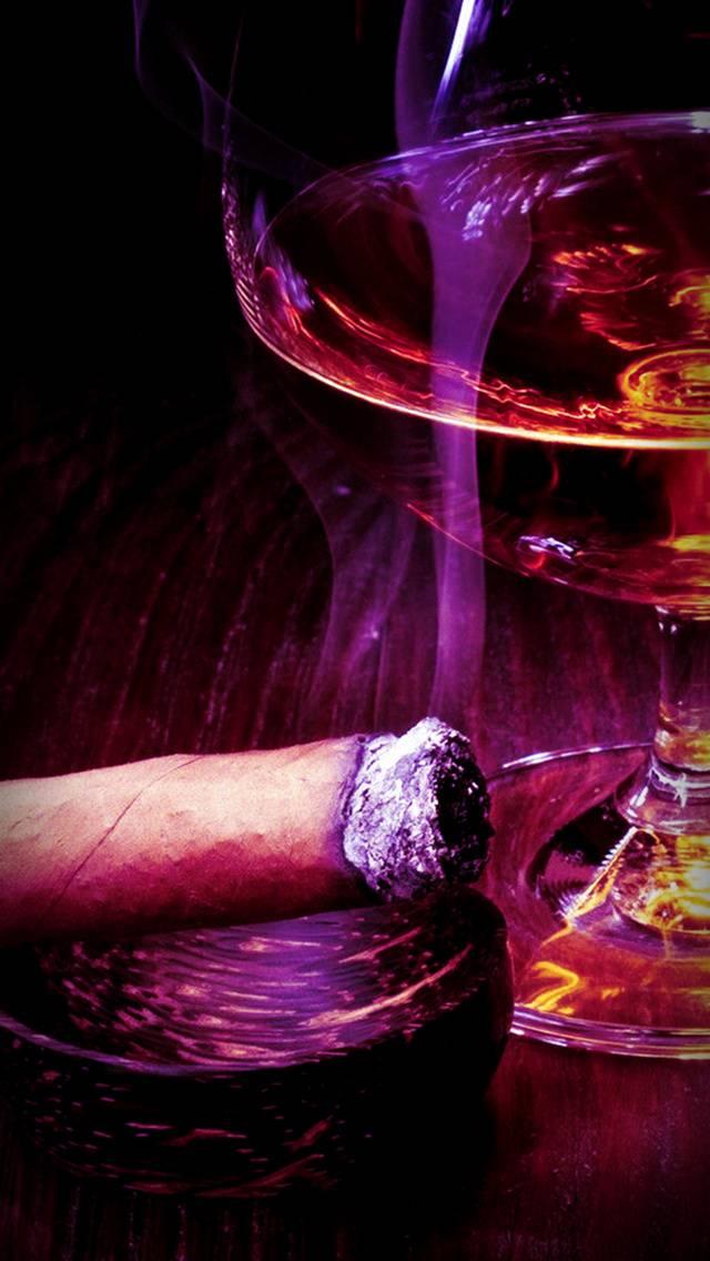 Smoking Drink