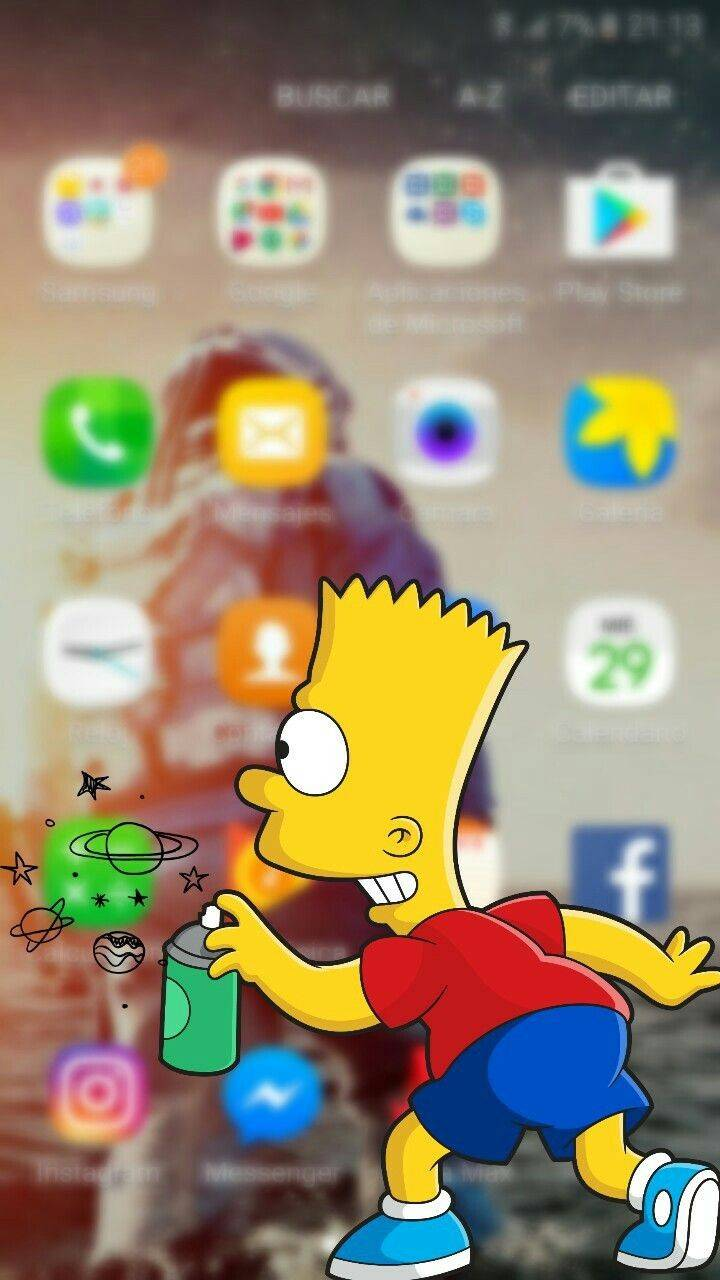 Simpson Iphone Wallpaper By Rxssoap1 7c Free On Zedge