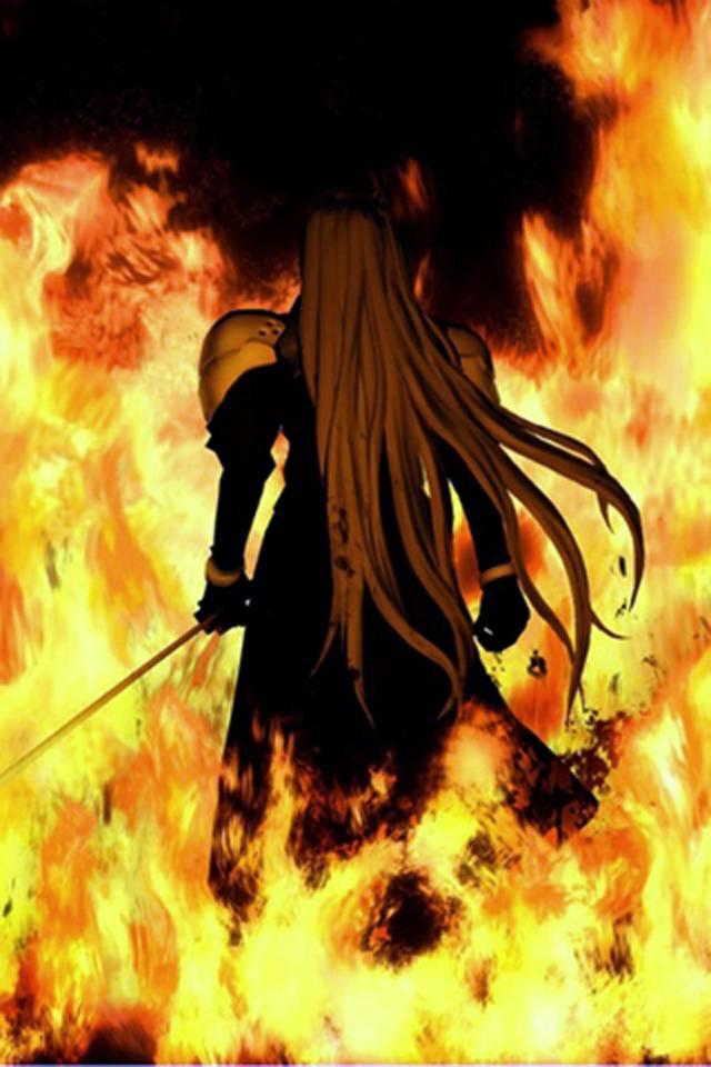 Sephiroth wallpaper by hapiicacai - 9b