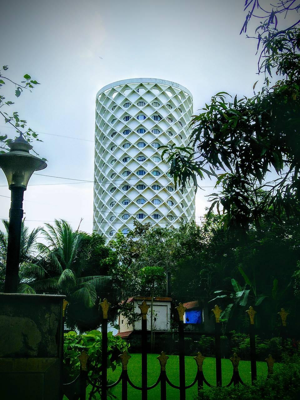 Landscape building