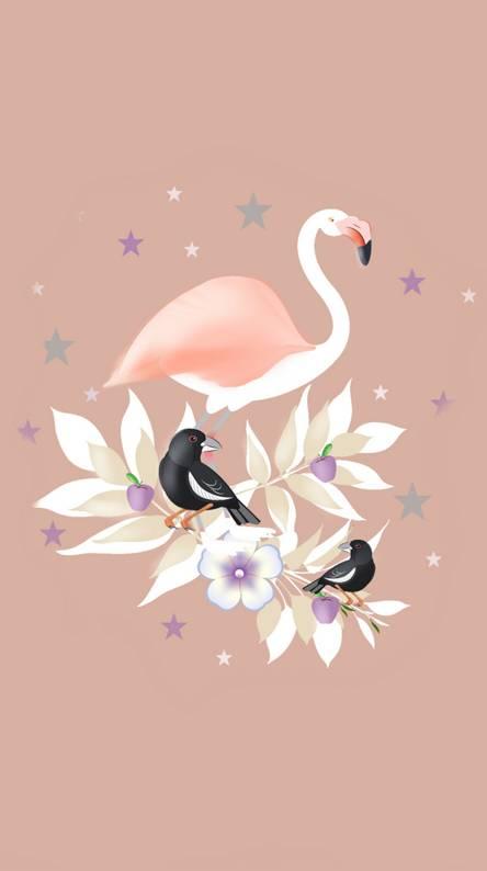 Flower animal 014