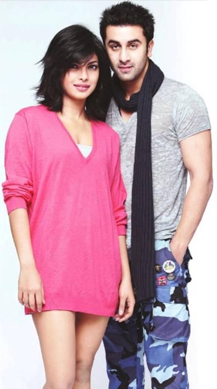 Ranbir Priyanka New