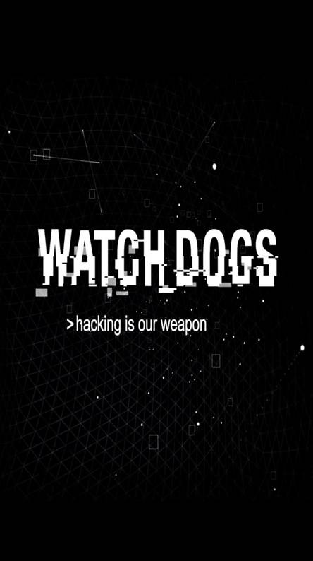 Watch dogs logo Wallpapers - Free by ZEDGE™