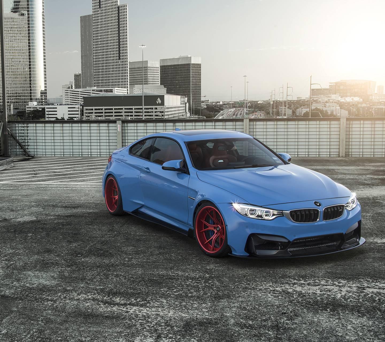 BMW GTRS4