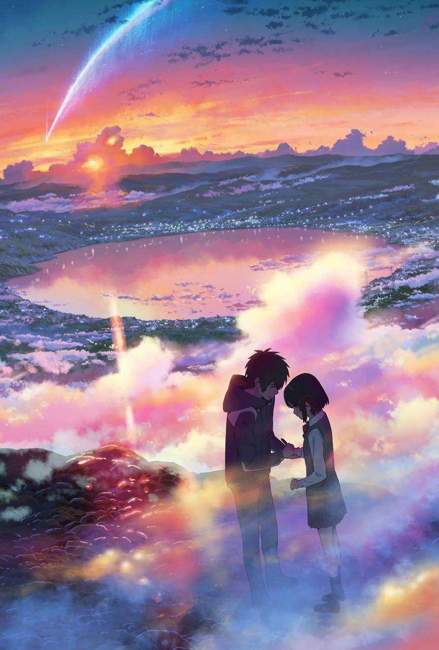 Kimi No Na Wa Wallpaper By Meguminizumi 77 Free On Zedge