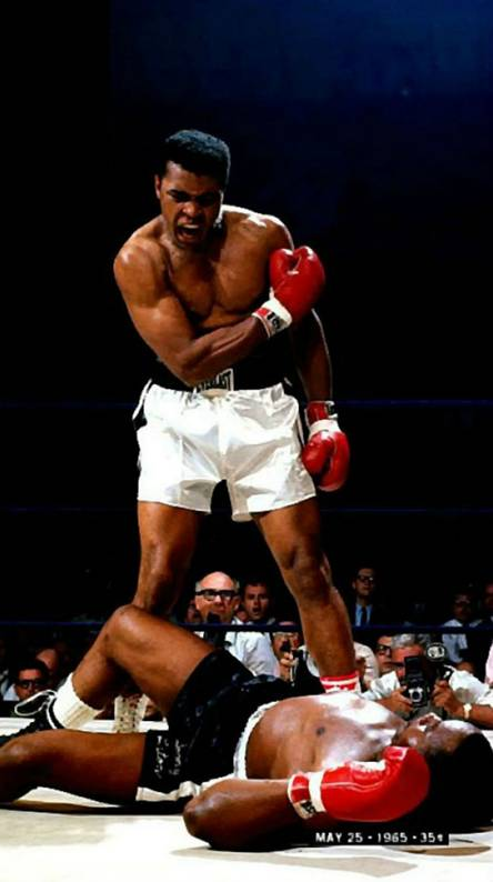 Muhammad Ali Wallpapers Free By Zedge
