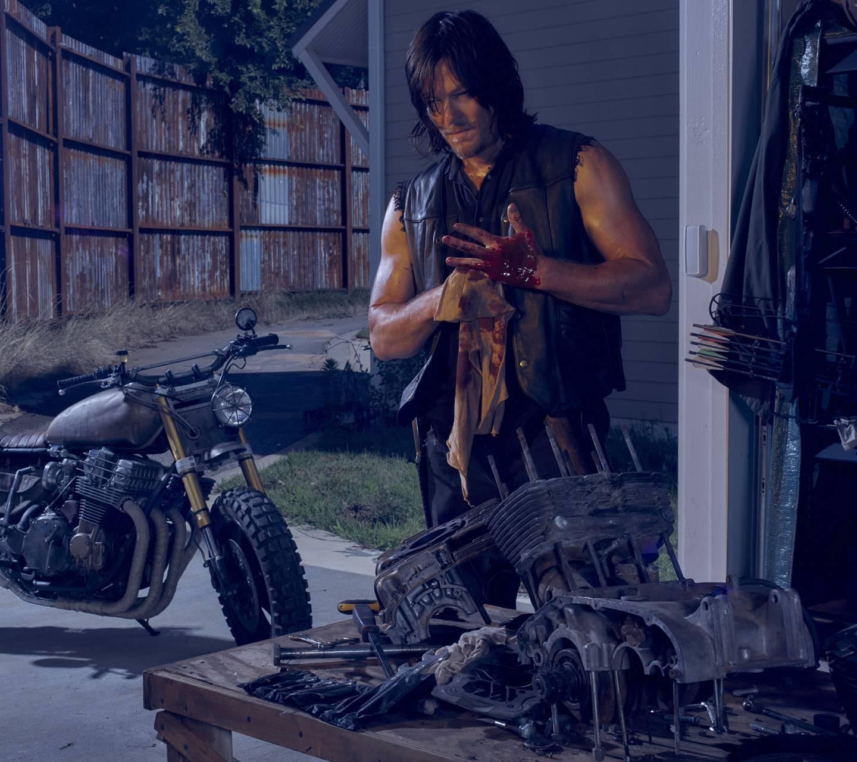 The Walking Dead Wallpaper By Yoia22