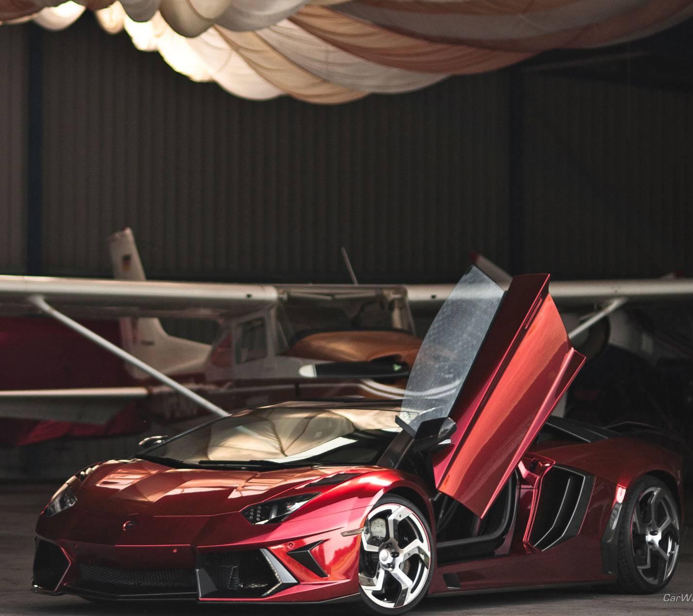 Lambo Aventador Lp70