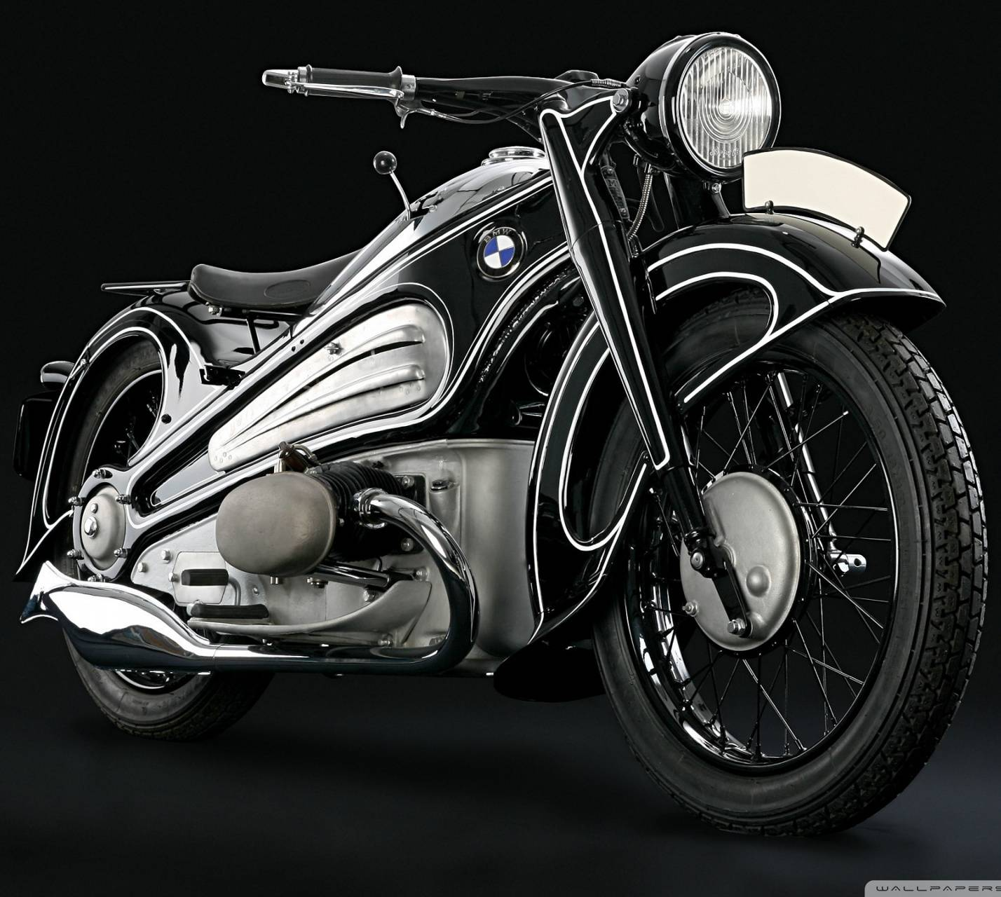 Motorcycle BMW