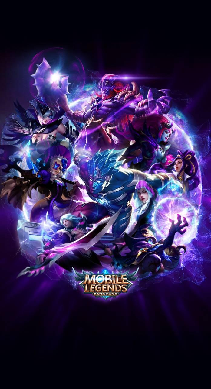 Mobile Legends Wallpaper By Ralphkun 9d Free On ZEDGE™