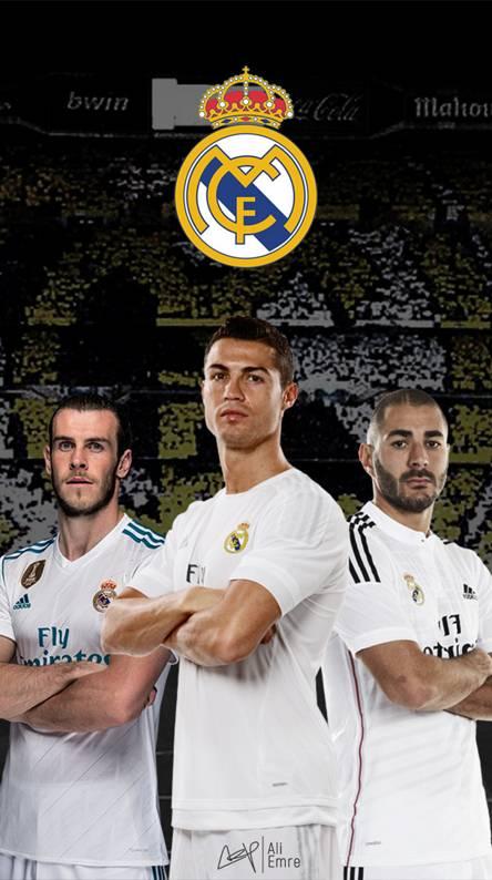 Real Madrid Forward