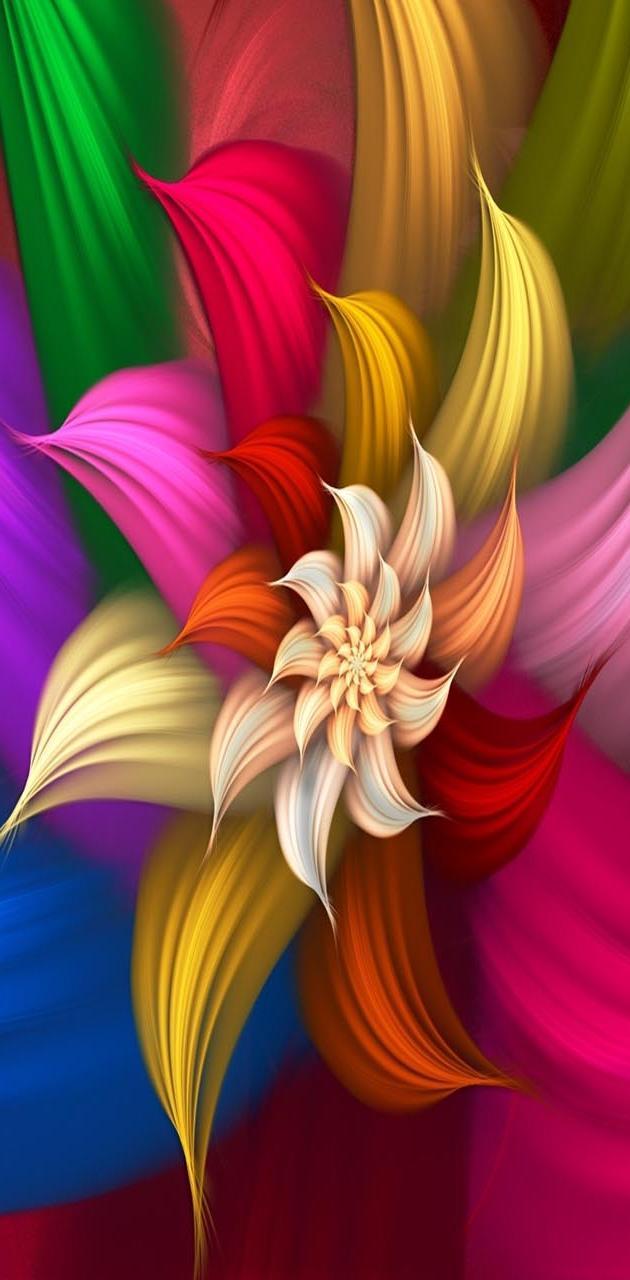 Hd 3d Flower