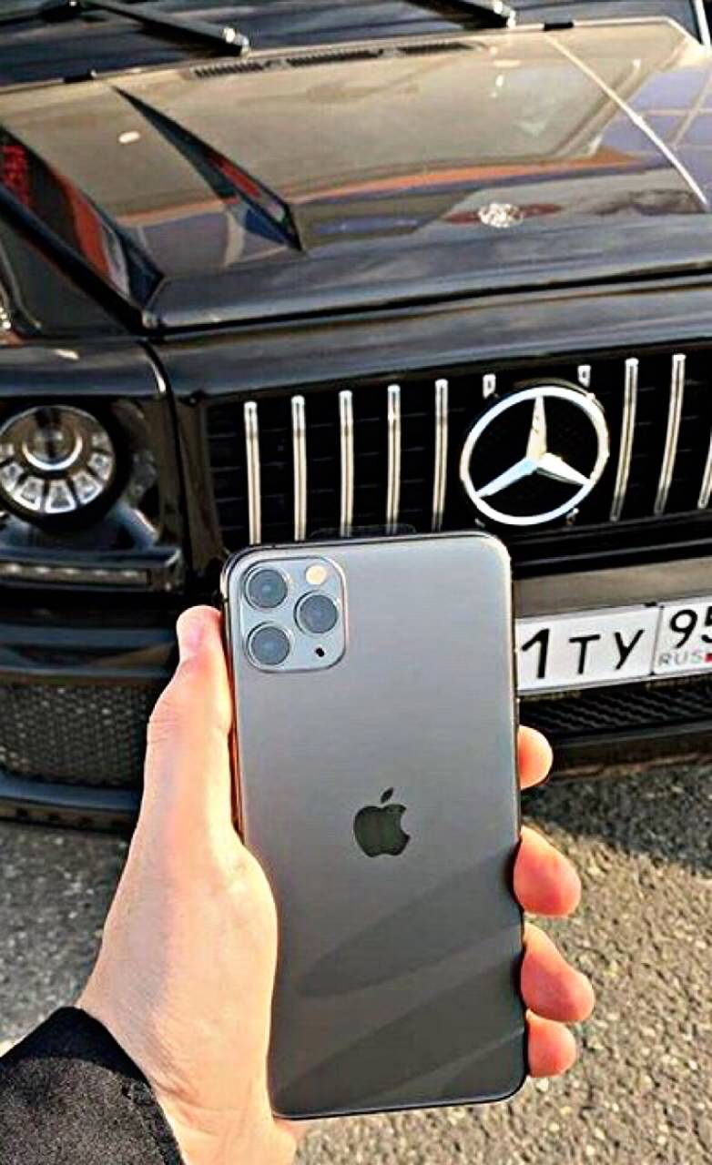 Iphone and cars