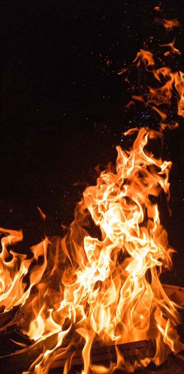 Fuego eterno
