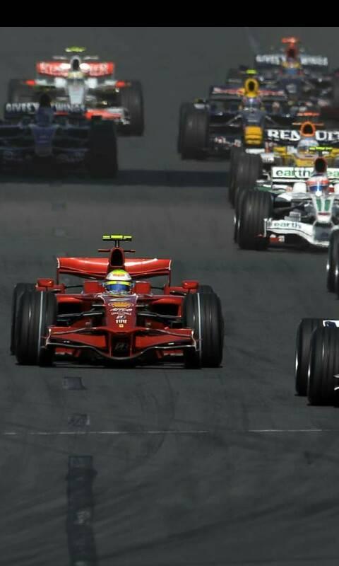 F1 on wheels
