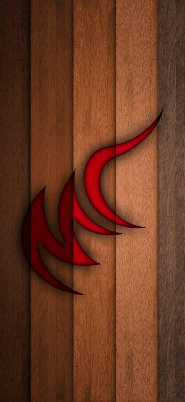 Oxi Wood wallpaper