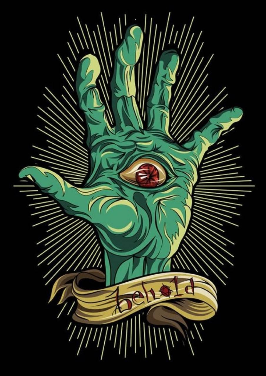 Illuminati Zombie