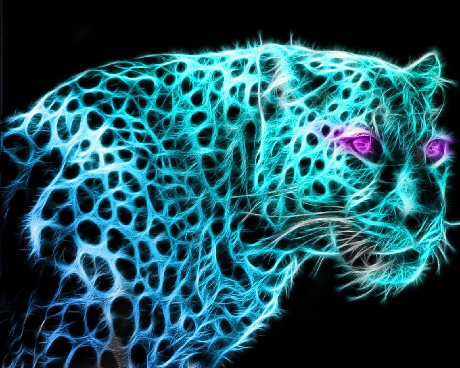 Leopard fractal