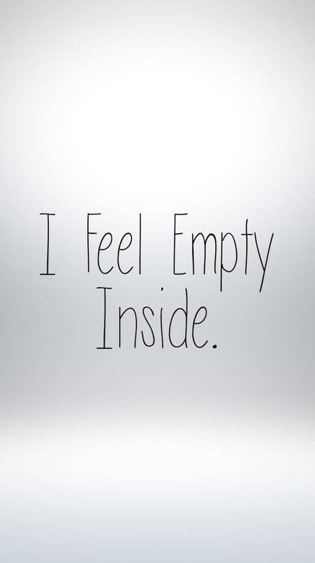 Feel empty wallpapers free by zedge i feel empty inside thecheapjerseys Image collections
