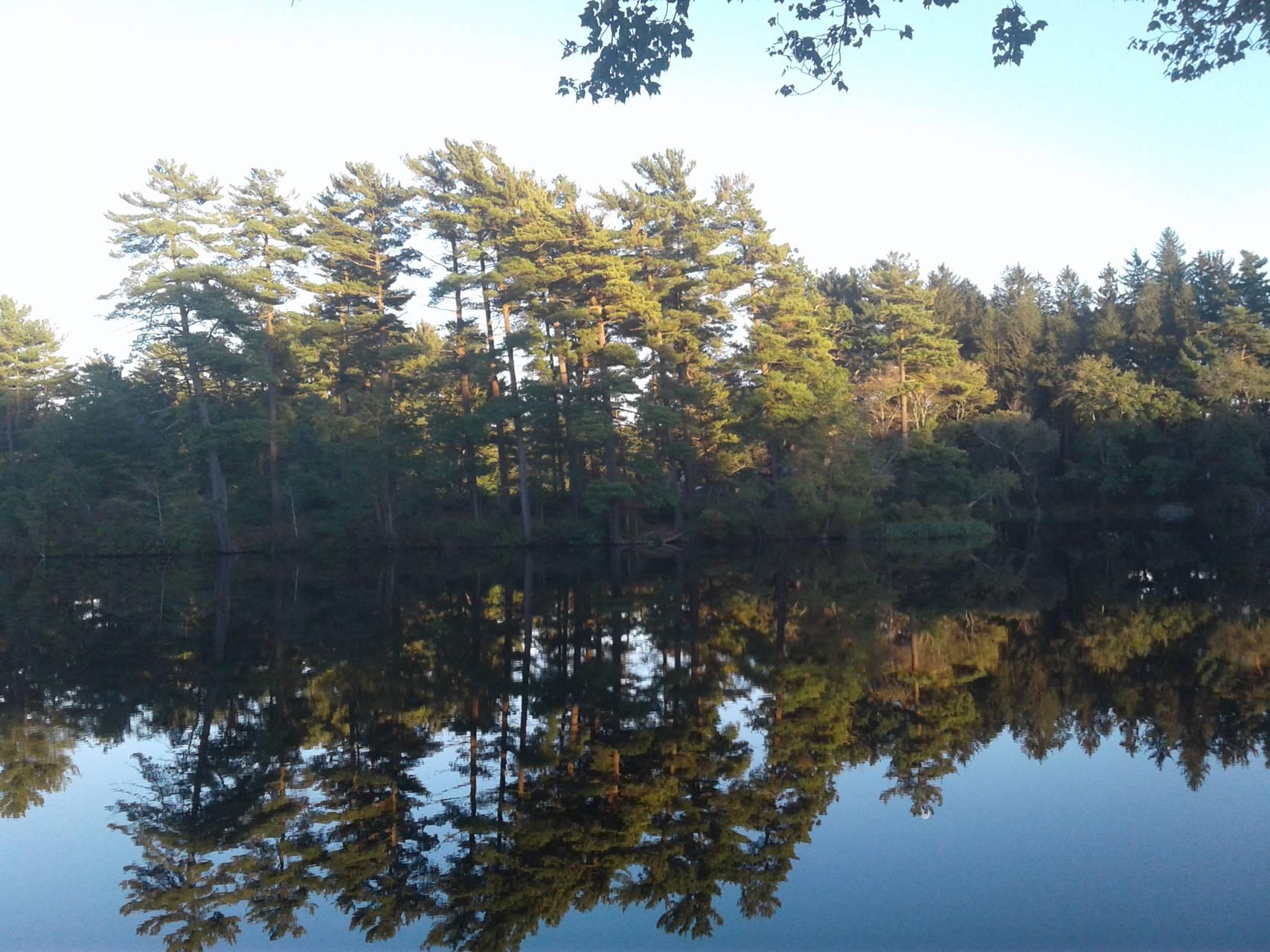 Lake of mystery