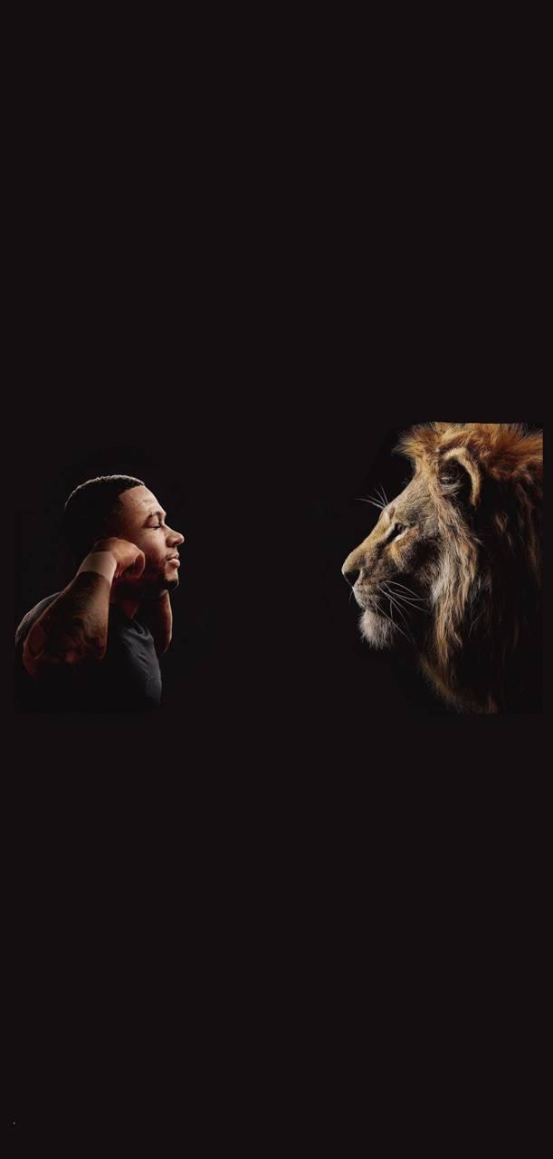 Depay lion