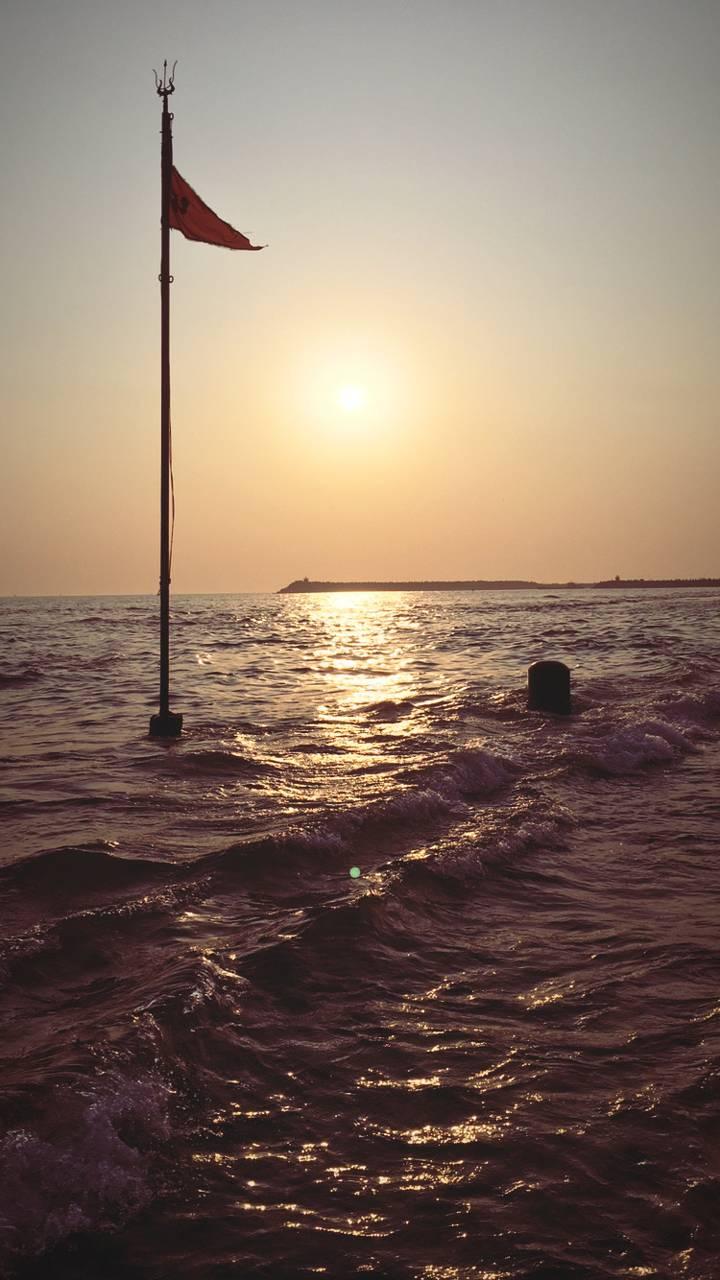 Gujarat Sunset