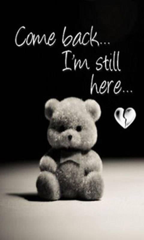 Come Back Im