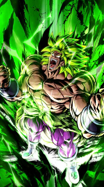 Ssj Broly Wallpapers Free By Zedge