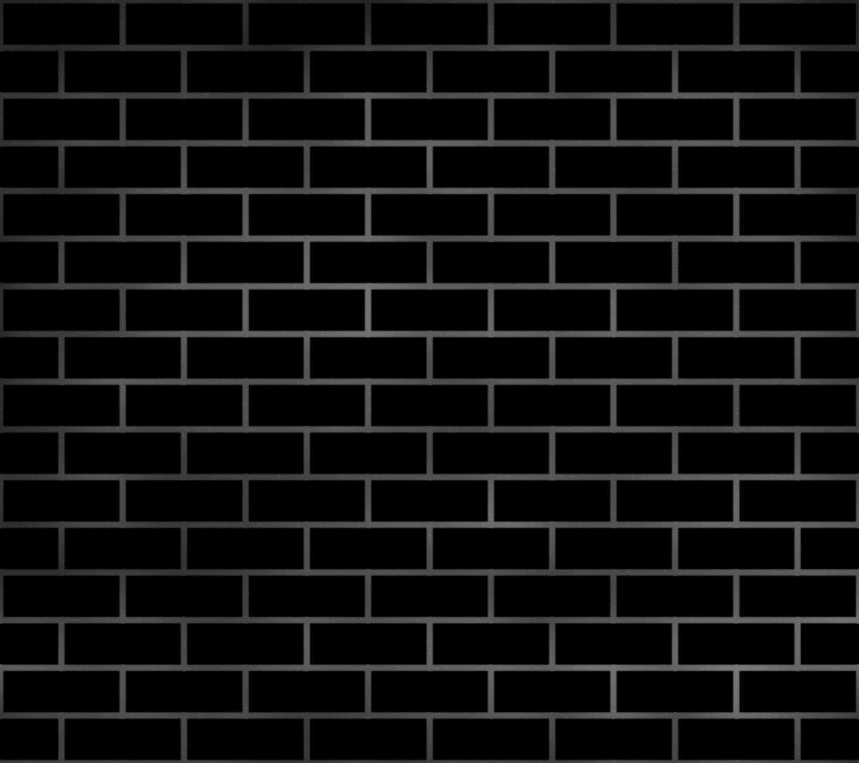 Brickwall Black 18