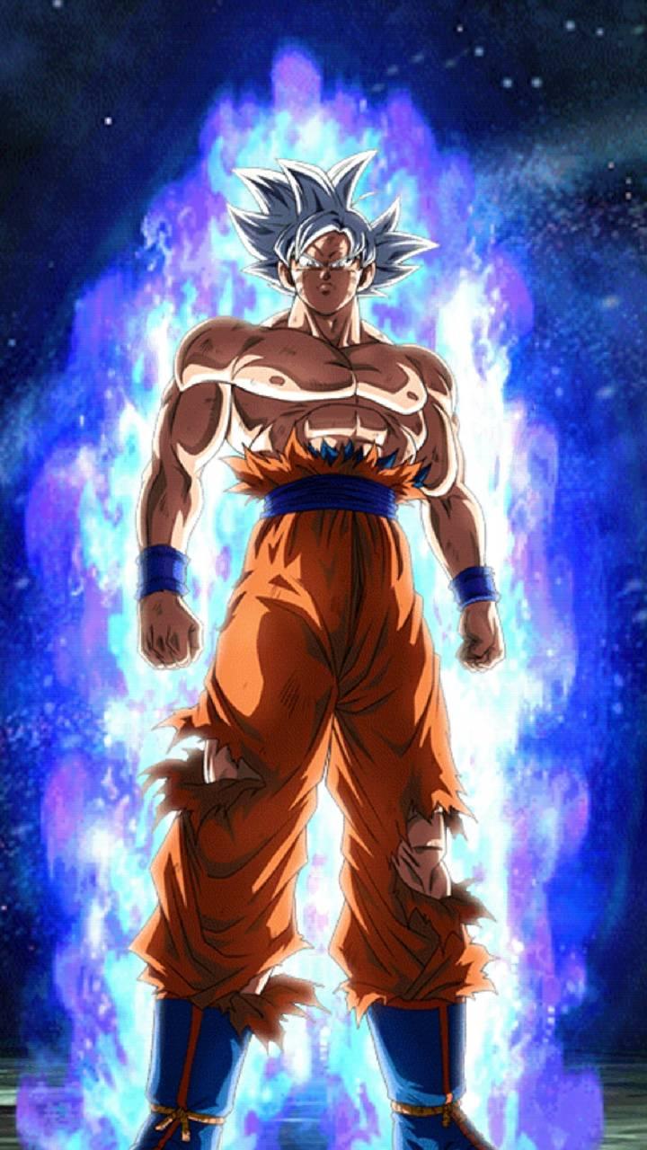 Ultra instinct Goku wallpaper by Dancelled - c1 - Free on ...