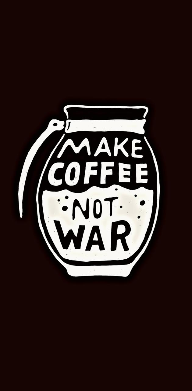 War coffee