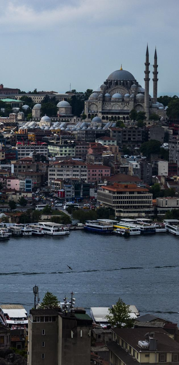 View of Istanbul