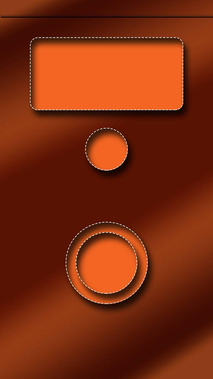 Lock Screen brown