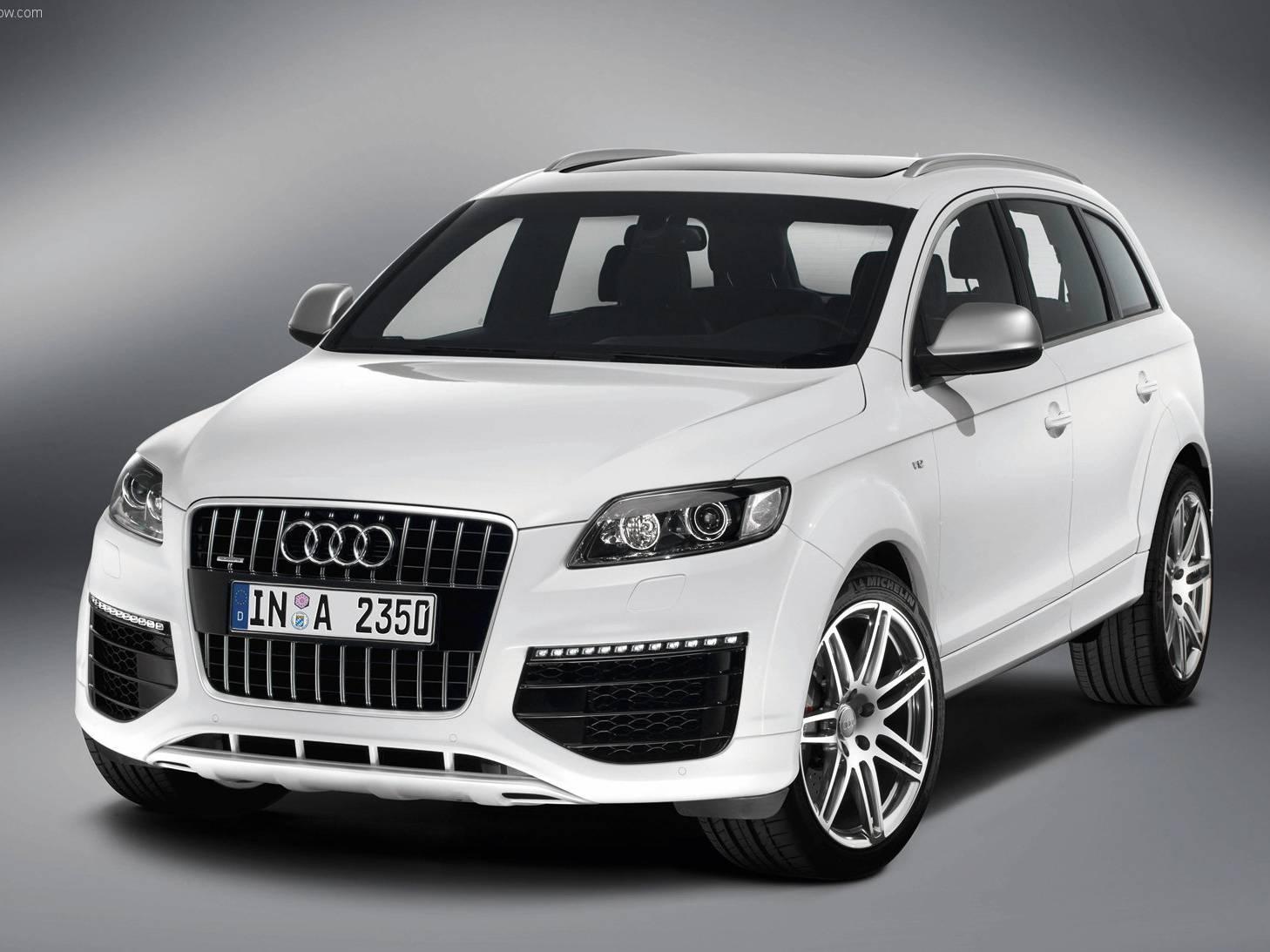 Audi Q7 Whit
