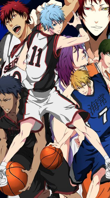 Kuroko No Basket Wallpapers Free By Zedge
