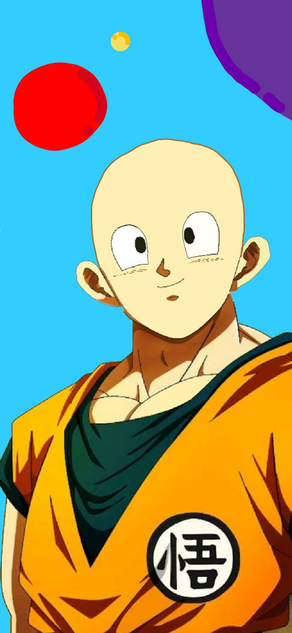 Goku chauve