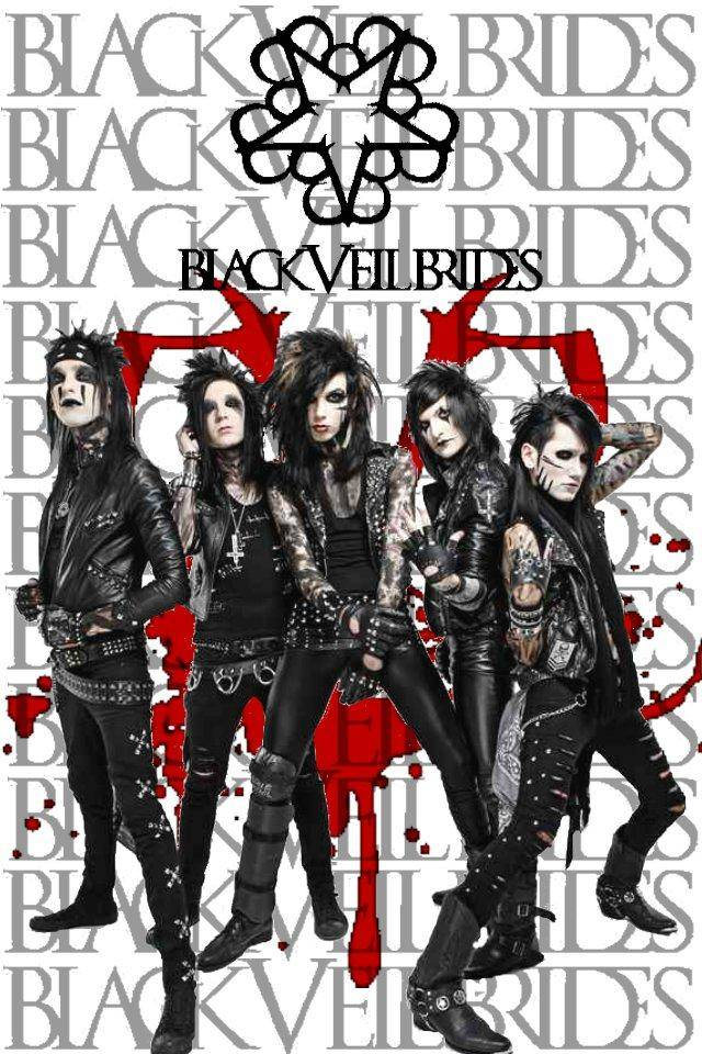 Black Veil Brides Wallpaper By Voodoobunny B7 Free On Zedge